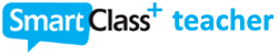 SmartClass+ teacher  - logo